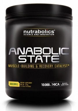 Аминокомплекс Nutrabolics Anabolic State (325 г)