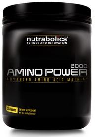 Аминокомплекс Nutrabolics Amino Power 2000 (325 таблеток)