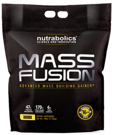 Гейнер Nutrabolics Mass Fusion (7,25 кг)