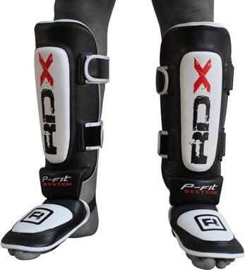 Защита для ног (голень+стопа) RDX Leather
