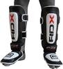 Защита для ног (голень+стопа) RDX Leather - фото 1