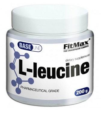 Аминокомплекс FitMax Base L-Leucine (200 г)