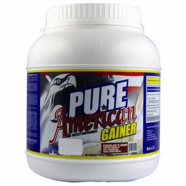 Гейнер FitMax Pure American Gainer (2,2 кг)