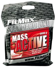 Гейнер FitMax Mass Active (5 кг) - шоколад