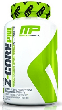 Спецпрепарат Muscle Pharm Z-Core PM (60 капсул)