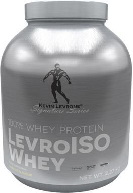 Протеин Kevin Levrone Iso Whey (2,27 кг)