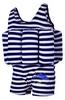 Купальник-поплавок Konfidence Floatsuits pink berton stripe - 1-2 года - фото 1
