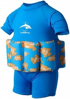 Купальник-поплавок Konfidence Floatsuits сlownfish
