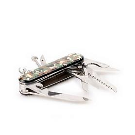 Фото 2 к товару Нож швейцарский Victorinox Swiss Army Huntsman камуфлированный