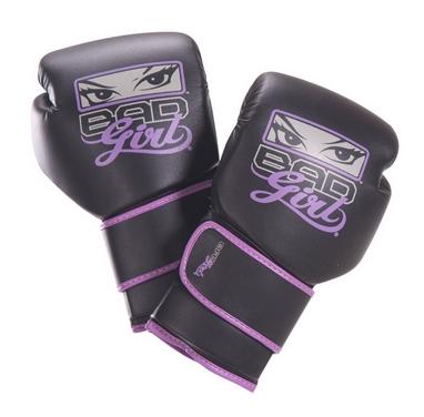 Перчатки боксерские женские Bad Girl purple