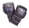 Перчатки боксерские женские Bad Girl purple - фото 1