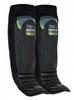 Защита для ног (голень+стопа) Bad Boy Pro Series 3.0 green - фото 1