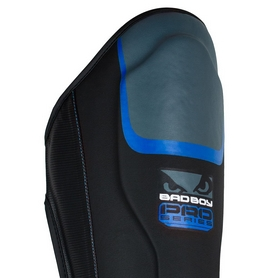 Фото 3 к товару Защита для ног (голень+стопа) Bad Boy Pro Series 3.0 Thai blue
