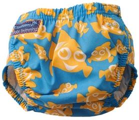Фото 1 к товару Трусики для плавания Konfidence Aquanappies ClownFish