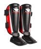 Защита для ног (голень+стопа) Bad Boy Training Series 2.0 red - фото 1