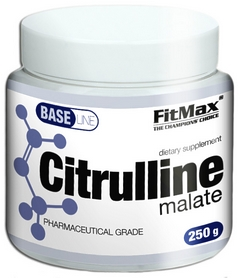 Фото 1 к товару Аминокомплекс FitMax Base Citrulline Malate (250 г)