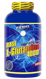 Фото 1 к товару Аминокомплекс FitMax Base L-Glutamine (500 г)