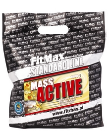 Фото 3 к товару Гейнер FitMax Mass Active (1 кг)