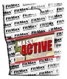 Фото 3 к товару Гейнер FitMax Mass Active (2 кг)