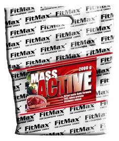 Фото 4 к товару Гейнер FitMax Mass Active (2 кг)