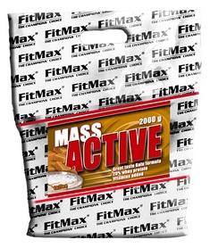 Фото 5 к товару Гейнер FitMax Mass Active (2 кг)