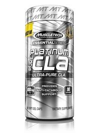 Жиросжигатель MuscleTech Essential Platinum CLA 800 мг (90 капсул)