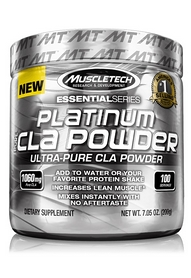 Жиросжигатель MuscleTech Essential Pure CLA (200 г)