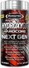 Жиросжигатель MuscleTech Hydroxycut Hardcore Next Gen (100 капсул) - фото 1