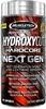 Жиросжигатель MuscleTech Hydroxycut Hardcore Next Gen (180 капсул) - фото 1