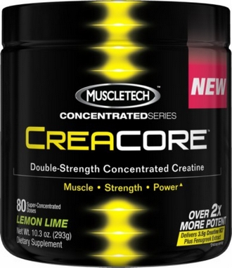 Креатин MuscleTech CreaCore, Concentrated Series (280 г)