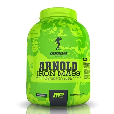 Гейнер Arnold Series Iron Mass (2,2 кг)