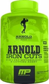 Жиросжигатель Arnold Series Iron Cuts (90 капсул)