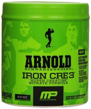 Креатин Arnold Series Iron CRE3 (127 г)