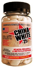 Жиросжигатель Cloma Pharma China White (100 капсул)