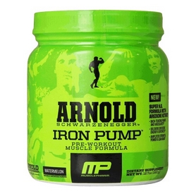 Энергетик Arnold Series Iron Pump (360 г)