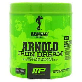 Фото 1 к товару Спецпрепарат Arnold Series Iron Dream (168 г)