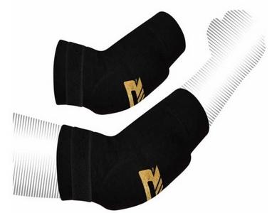 Налокотники RDX Elbow Pads Brace Support Protection Black 2 шт