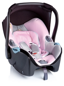 Фото 1 к товару Автокресло детское Bellelli Nanna Guri Pink Jeans