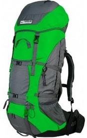 Рюкзак туристический Terra Incognita Titan 60 л зеленый/серый