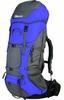 Рюкзак туристический Terra Incognita Titan 60 л синий/серый - фото 1