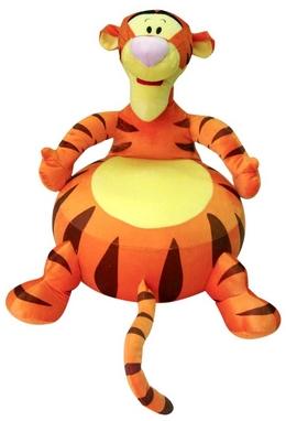 Кресло надувное детское Eurasia Tigger 3D