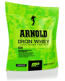 Фото 1 к товару Протеин Arnold Series Iron Whey (227 г)