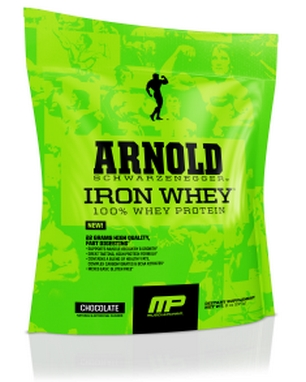 Протеин Arnold Series Iron Whey (227 г)