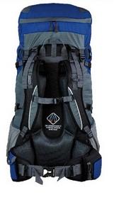 Фото 2 к товару Рюкзак туристический Terra Incognita Action 45 л синий/серый