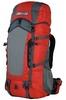 Рюкзак туристический Terra Incognita Action 45 л красный/серый - фото 1
