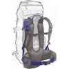 Рюкзак туристический Terra Incognita Action 45 л красный/серый - фото 3