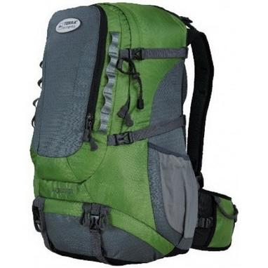 Рюкзак туристический Terra Incognita Across 35 л зеленый/серый