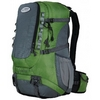 Рюкзак туристический Terra Incognita Across 35 л зеленый/серый - фото 1