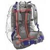 Рюкзак спортивный Terra Incognita FreeRider 22 л красный/серый - фото 3