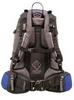 Рюкзак спортивный Terra Incognita FreeRider 22 л синий/серый - фото 2
